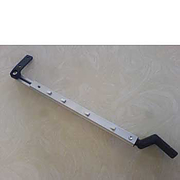 Polyplastic Auto Window Stay with Perma-Fix End 300mm R/H