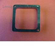 1 Way adaptor surround plate