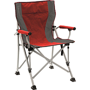 Brunner Raptor Folding Chair Red/Grey