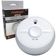 Smoke Alarm - Fire angel optical alarm
