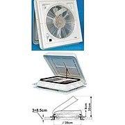 FIAMMA TURBO VENT Ventilation System + Spare Parts