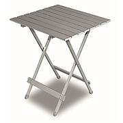 Twist XL folding aluminium table