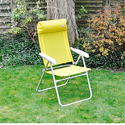 Lollie Pop Chair Brown High Back