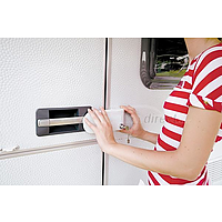 Fiamma Safe Door 3 - White