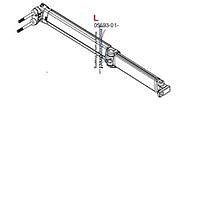 L.H Arm Fiamma F45TiL + Zip Awnings 4.0M - 6.0M