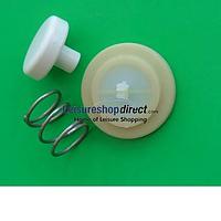 Thetford Porta Potti Vent Button Assembly - White/Eidelweiss