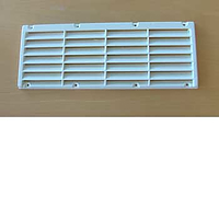MPK Surface fit fridge vent - white