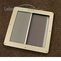 Remis 400 x 400 Inner Frame with Blind