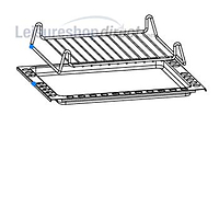SMEV FO200 Series Oven Roasting Tray