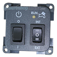 CBE Control Panel 12v Switch