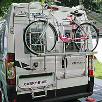 Fiamma 200DJ Carry-Bike , Fiamma bike racks, accessories, external fittings.