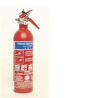 ABC Dry Powder Fire Extinguisher - 1kg