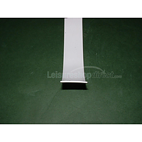 Herzim Strip 115 Screw Cover Strip White Rubber And