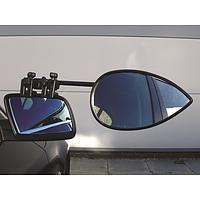 Milenco Aero 2 Convex Twinpack Caravan Towing Mirrors