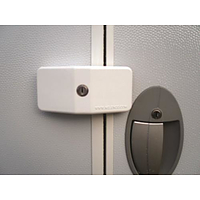 Milenco Door Lock for Touring Caravans - Single