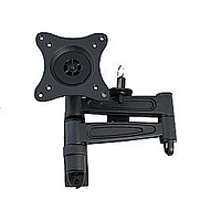Vision Plus LCD TV Wall Bracket - Double Arm, Black