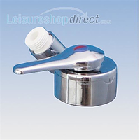 FLORENZ Lever Mixer complete with Shower Outlet