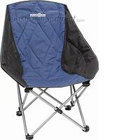 Brunner Shell armchair - blue and black