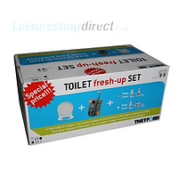 Thetford Toilet fresh-up set for C250/C260