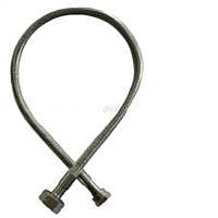 Butane  21.8LH Nut X W20 Hose Assembly 500mm
