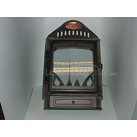 Provence Heater cast iron front cover only