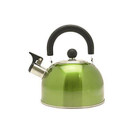 Royal High Gloss Kettle - green