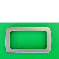 CBE 2 Way Silver Flatline outer Frame