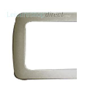 CBE Nickel 3 Way Flatline Outer Frame