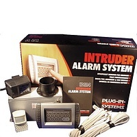 IDM4 Intruder Alarm system