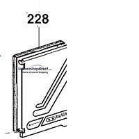 Dometic Series Freezer Door Seal