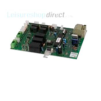 Alde 3010 Water Heater Printed Circuit Board 3 kW