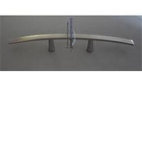 Bow Handle Stainless Steel Effect