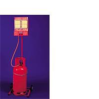 Bullfinch 2200 Gemini Trolley Heater