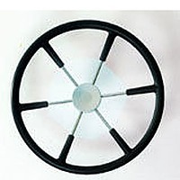 Wheel KS36Z 360mm, vetus steering wheels, accessories