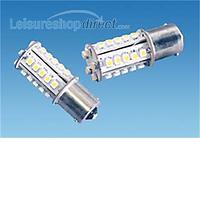 BA15S 12 volt LED Bulb- 30 LED