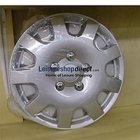 "14"" Silver Wheel Trim 433S"