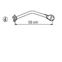 Omni-Bike Bike holder 4 - 56cm