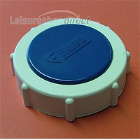 Cap for Fiamma Bi-Pot Portable Toilets