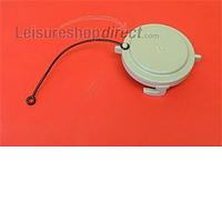 Spare cap for Fiamma 40 litre tank - grey