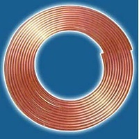 "Copper Pipe, Imperial 1/4"" (22 swg)"