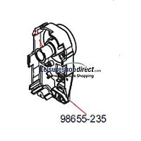 RH Inner Cap for Box - Fiamma F45TiL + Zip Awnings