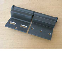 Ellbee door hinge brown LH - for static caravan