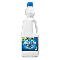 Thetford Aquakem Blue Toilet Chemical - 1 Litre Bottle - dosage type