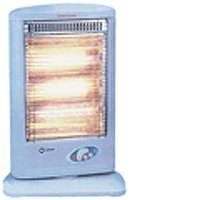 Halogen Heater - 1,200W