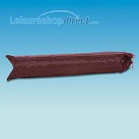 Windbreak Bag - One size (Burgundy)