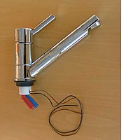 Reich Keramik Trend E Single Lever Mixer Tap 33mm with micro swtich