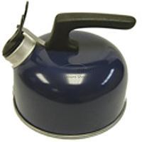 Flip Top Whistling Kettle - Blue 1.75pt/1lt