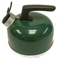 Flip Top Whistling Kettle - Green 1.75pt/1lt