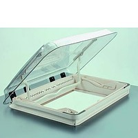 Dometic Midi Heki Rooflight - Lever model without forced ventilation