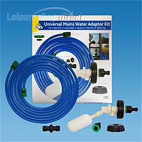 Universal Mains Water Adaptor Kit